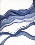 Obraz BLUE RIBBON I 70x90