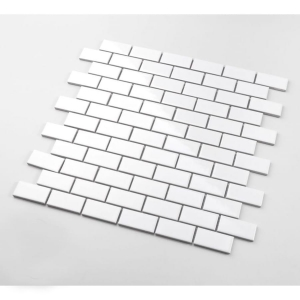 Mozaika MINI BRICK White