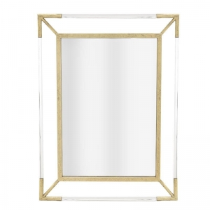 Lustro CRISTAL RECTANGLE 82 x 62 cm