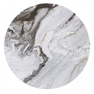 Talerz ABSTRACT MARBLE