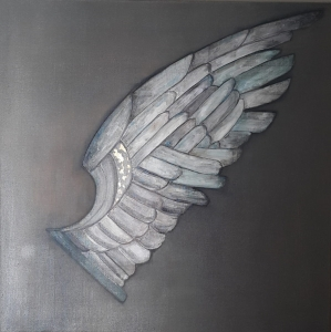 Obraz ANGEL I 100x100