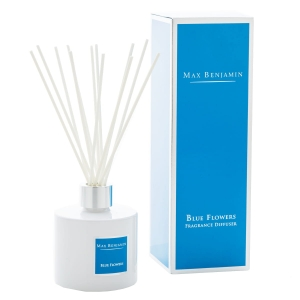 Max Benjamin | Dyfuzor BLUE FLOWERS 150ml